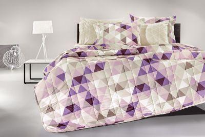 Σεντόνια Target Lilac 160x260 Σετ 3 τεμαχίων