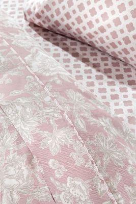 Σετ Σεντόνια 3τμχ Sylvie Old Pink 160x265