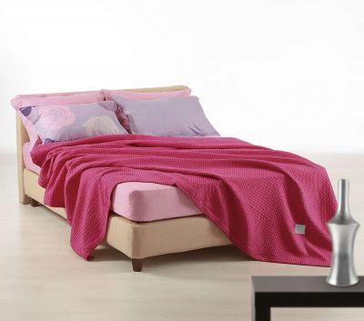 Κουβέρτα Crystal Fuchsia 230x260