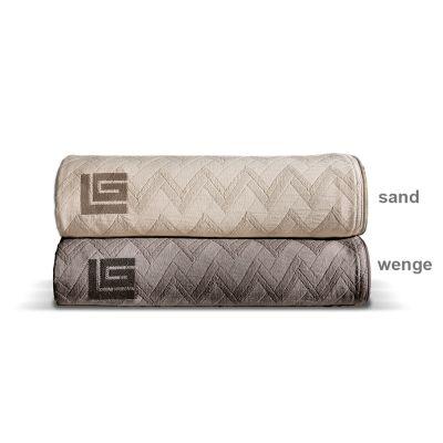 Κουβέρτα Diagonal Wenge 160x260