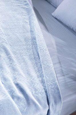 Κουβέρτα Drift Sky Blue 230x260