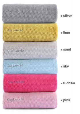 Κουβέρτα Echo Fuchsia 220x240