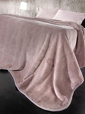 Κουβέρτα Solid Amethyst 160x220