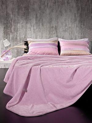 Κουβέρτα Solid Violet 220x240