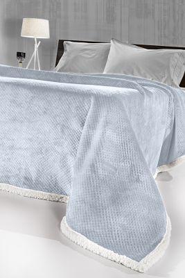 Κουβέρτα Serpa Sky 160x220
