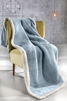 Κουβέρτα Καναπέ Mouton Sky 130x170