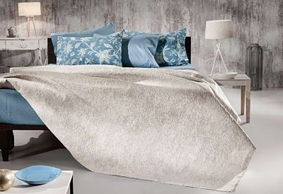 Κουβέρτα Edition Grey 230x260