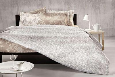 Κουβέρτα Arralia Taupe 230x260