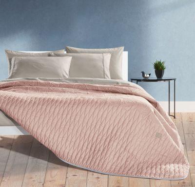 Κουβερλί Melania Old Pink 160x250