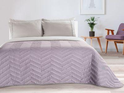 Κουβερλί Zina Lilac 160x250