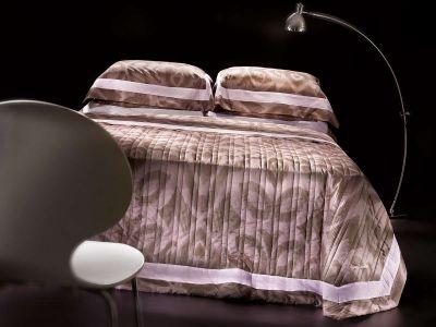 Κουβερλί Laurel Choco Lilac 240x250
