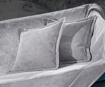 Μαξιλάρι Φιγούρας Rubicon Grey 42X42