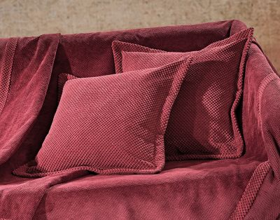 Μαξιλάρι Φιγούρας Rubicon Burgundy 42X42