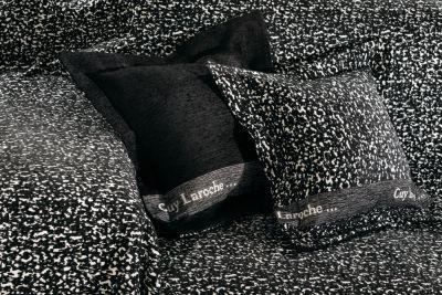 Μαξιλαράκι φιγούρας PA-VE-LO BLACK 50x50