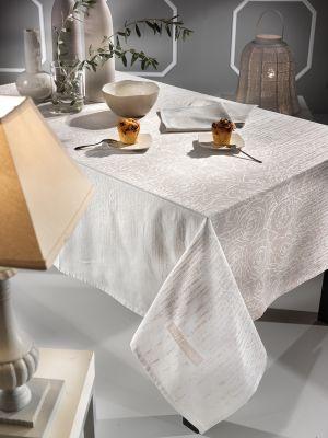 Τραπεζομάντηλο Texture Linen 160x250