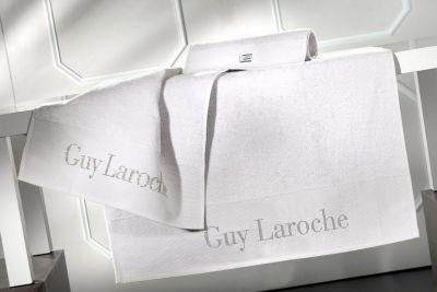 Πετσέτες Graffiti White 30x50-50x90-70x140  Σετ 3 τεμαχίων