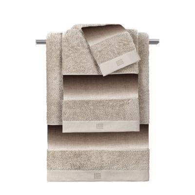 Πετσέτες Mykonos Beige  Σετ 3 τμχ (30x50-50x90-70x140)