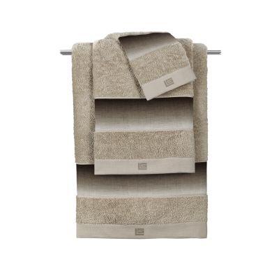 Πετσέτα Προσώπου (50x90)  Mykonos BeIge