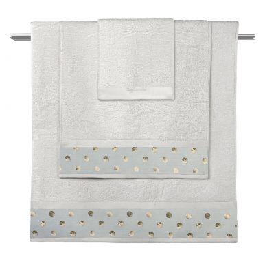 Πετσέτες Oriana Natural  Σετ 3 τμχ (30x50-50x90-70x140)