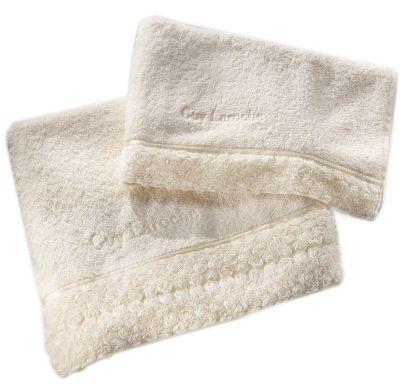 Πετσέτες Chloe Ivory 30x50-50x100-70x140 Σετ 3 τεμαχίων
