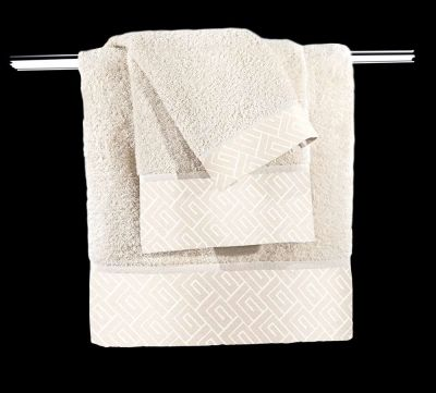 Πετσέτα Λουτρού Famous Ivory 90x150 -ONLINE EXCLUSIVE SALE