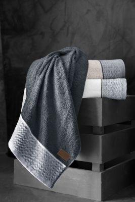 Πετσέτα Προσώπου (50x90)  Linos Ice