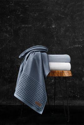 Πετσέτα Προσώπου (50x90)  Luca Anthracite
