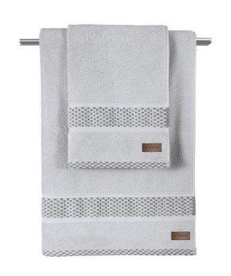 Πετσέτα Σωματος (70x140)  Dash Grey