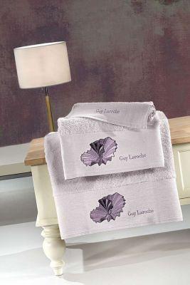 Πετσέτες Shell 30x50-50x90-70x140 Σετ 3 τεμαχίων