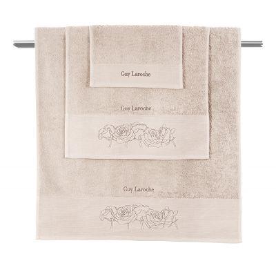 Πετσέτες Lady Old Pink 30x50-50x90-70x140 Σετ 3 τεμαχίων