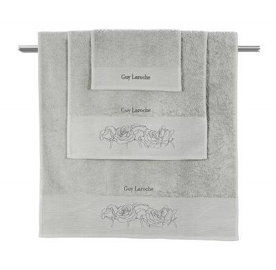 Πετσέτες Lady Silver 30x50-50x90-70x140 Σετ 3 τεμαχίων