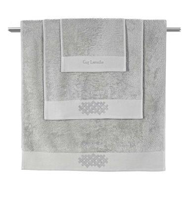 Πετσέτες Scope Silver 30x50-50x90-70x140 Σετ 3 τεμαχίων