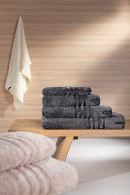Πετσέτα μπάνιου Bonus Anthracite 50x90