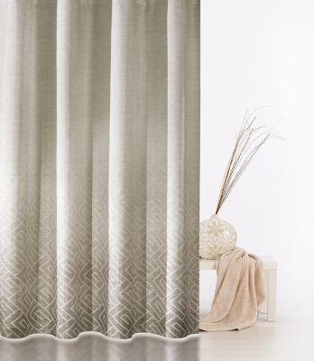 Κουρτίνα Μπάνιου Canopy Linen 180x185