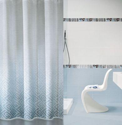 Κουρτίνα Μπάνιου Canopy Aqua 180x185