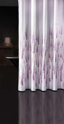 Κουρτίνα Μπάνιου Fiesta Pinky-Lilac 180x185