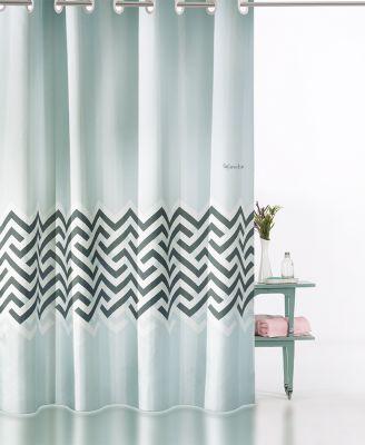 Κουρτίνα Μπάνιου Nero Mint 180x185