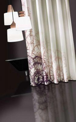 Κουρτίνα Μπάνιου Theatro Grey-Dusty Pink 180x190