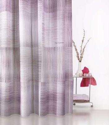 Κουρτίνα Μπάνιου Cozy Dusty Purple 180x185