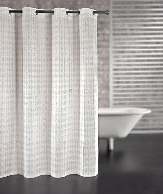 Κουρτίνα μπάνιου Rico Ammos 180x185