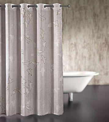 Κουρτίνα μπάνιου Freedom Stone 180x185
