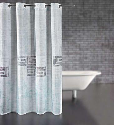 Κουρτίνα μπάνιου Global Aqua 240x185