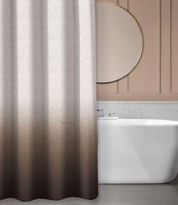 Κουρτίνα μπάνιου Mykonos Wenge 180x185