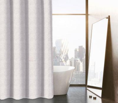 Κουρτίνα μπάνιου Dolce Grey 240x185