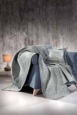 Ριχτάρι διθέσιου καναπέ VENUS GREY 170X250