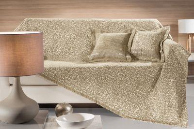 Ριχτάρι τριθέσιου καναπέ VENUS MOCCA 170x300