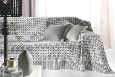 Ριχτάρι διθέσιου καναπέ SAN MARCO SMOKE 250x180