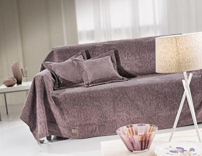 Ριχτάρι 2θέσιου Καναπέ Balance Lilac 170x250