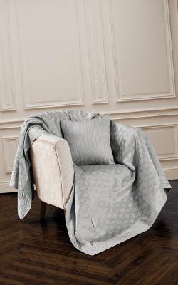 Ριχτάρι Τετραθέσιου καναπέ Meribell Silver 170x350