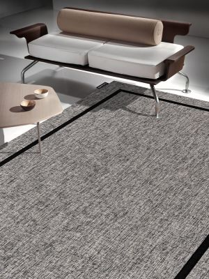Χαλί Tweed Silver 160x230